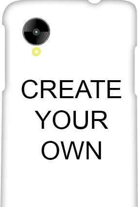 3D - Create Your Own Google Nexus 5 Mobile Cover