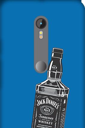 3D Motorola Moto G3 Jack Daniels Mobile Cover