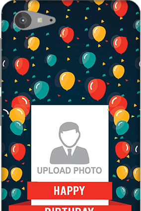 Lenovo Z2 Plus Balloons Birthday Mobile Cover