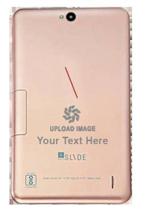 iBall Slide Nimble 4GF Tablet, Rose Gold