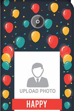 Designer Nokia Lumia 630 Balloons Birthday Mobile Cover
