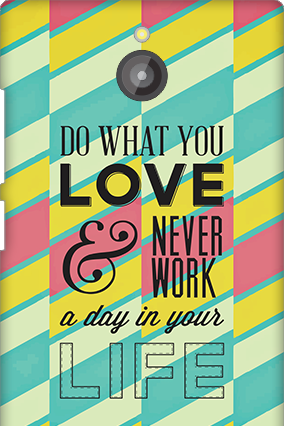 Nokia X2 Do What You Love Mobile Cover