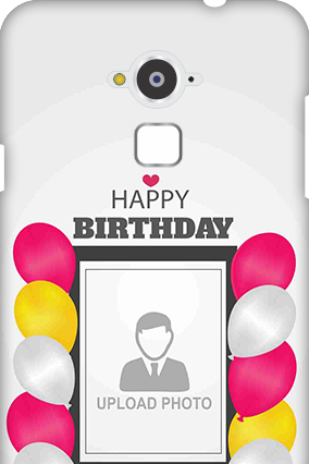 Silicon - Coolpad Note 3 Birthday Greetings Mobile Cover