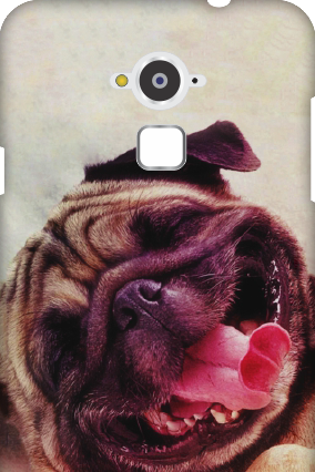 Customised Silicon - Coolpad Note 3 Doggie Mobile Cover