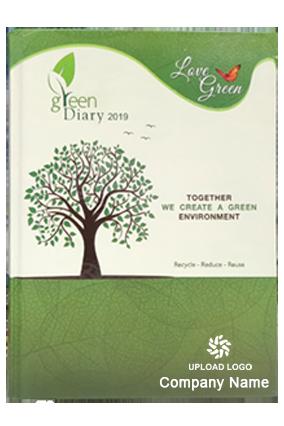 Go Green Diary 5
