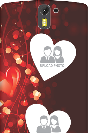 3D- OnePlus One True Love Valentine's Day Mobile Cover