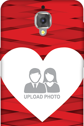3D - OnePlus 3T Big Heart Valentine's Day Mobile Cover