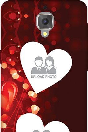 3D - OnePlus 3T True Love Valentine's Day Mobile Cover