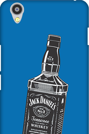 Customize Oneplus X Jack Daniels Mobile Cover