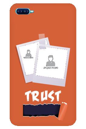 Oppo A11K Trust Designer - Mobile Phone Cover