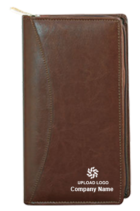 Passport Holder with Zip - 330