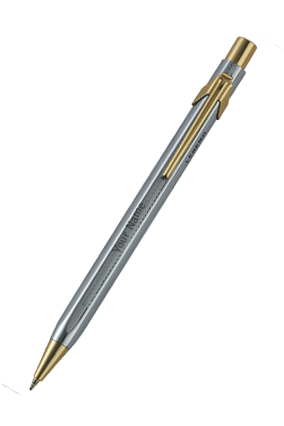 Personalized Legend Current Silver Ball Pen