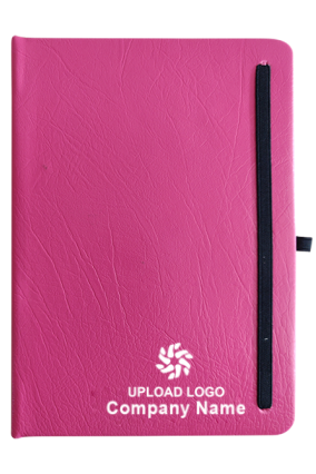 Effit Pink Notebook-Ruled