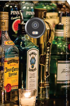 3D - Moto G5 Plus Bar Love Mobile Cover