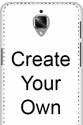 3D - Create Your Own OnePlus 3T Mobile Cover