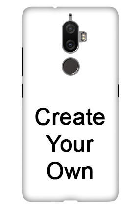 3D - Create Your Own Lenovo K8 Plus Mobile Cover