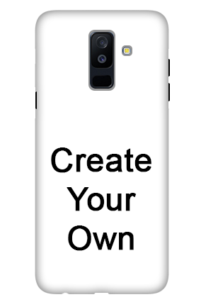 3D - Create Your Own Samsung Galaxy A6 Plus Mobile Cover