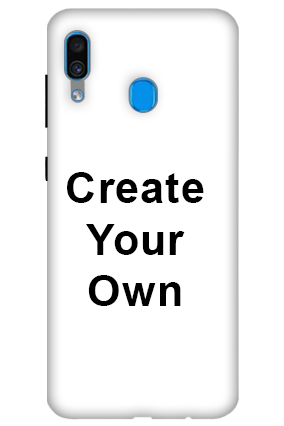 Samsung Galaxy A30 - Create Your Own Mobile Covers