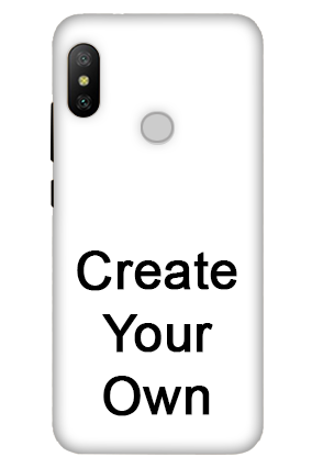Xiaomi Mi A2 - Create Your Own Mobile Cover