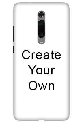 3D-Create Your Own Redmi K20 Pro Mobile Cover