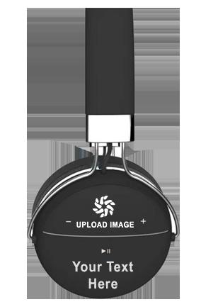 Portronics Muffs Pro Wireless Bluetooth Headphone (POR 645, Black)