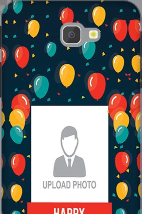 3D - Samsung Galaxy J7 Prime Balloons Birthday Mobile Cover