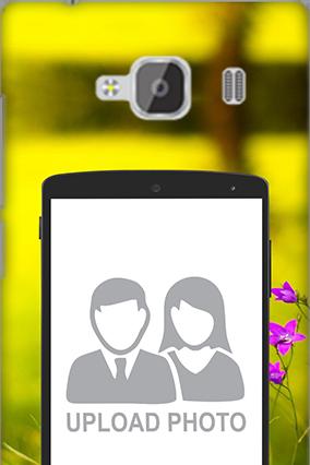 Customized Silicon - Abstract Xiaomi Redmi 2 Prime Mobile Cover