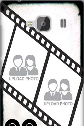 Silicon - Click Roll Xiaomi Redmi 2 Prime Mobile Cover