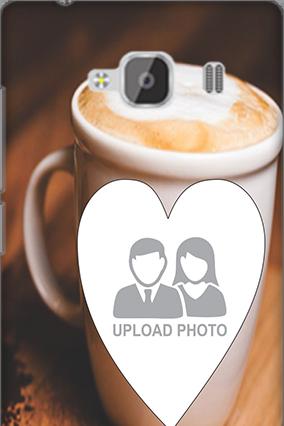 Silicon - Coffee Xiaomi Redmi 2 Prime Mobile Cover