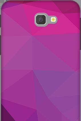 3D - Samsung Galaxy J7 Prime Purple Mobile Cover