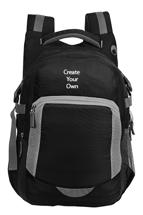Jersey 38 Ltr (Black) Backpack Bag