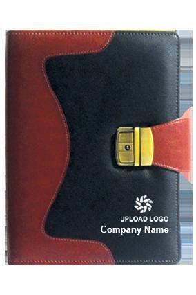 Nescafe Diary Folder Imported Lock PV-24