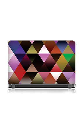 Beautiful Vibrant Colors Laptop Skin