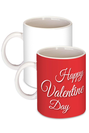 Awesome Bright Red Themed Mug