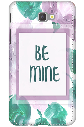 3D - Samsung Galaxy J7 Prime Be Mine Themed Mobile Covers