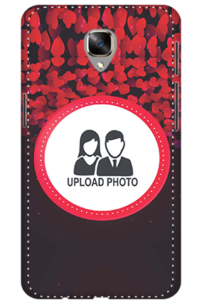 3D - OnePlus 3T Customized beautiful roses mobile covers