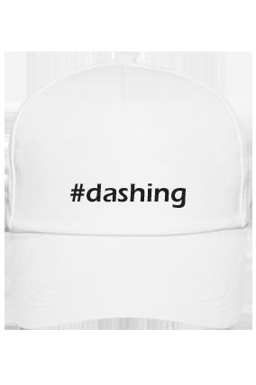 White Cap - Dashing Boyfriend with Name