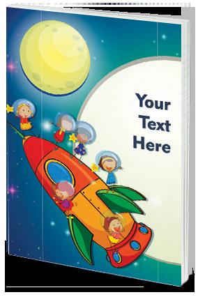 Effit Rocket Notebook