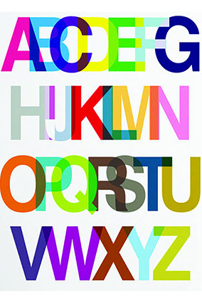 A to Z Poster