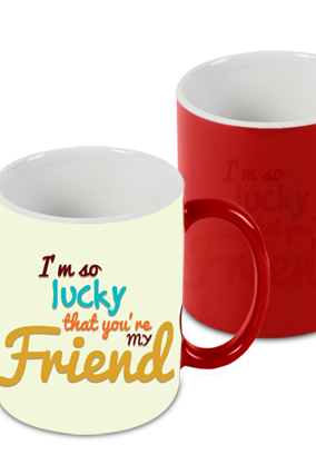 Awesome Lucky Red Magic Mug