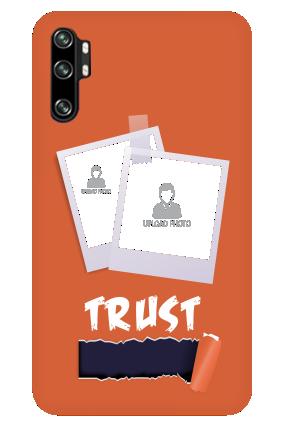 Redmi Note 10 Pro Trust Designer - Mobile Phone Cover