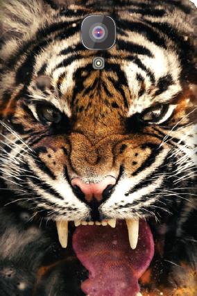 Amazing Redmi Note 4g Big Roar Mobile Cover