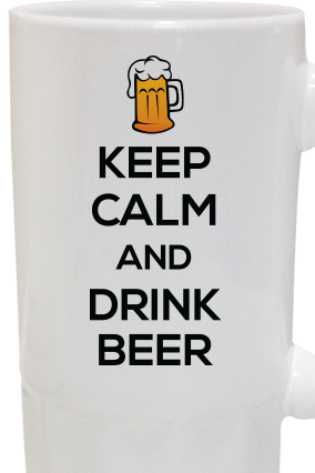 Drink Beer Regal Beer Mug
