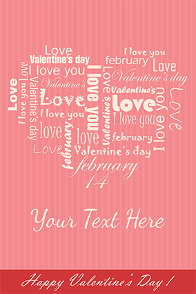 valentine's day posters - buy personalized valentine's day posters, Ideas