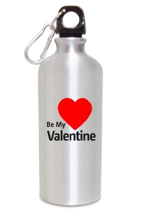 Be My Valentine Glam 600ml Valentine's Day Sippers