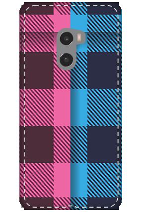 3D - Xiaomi Mi Mix 2 Geomatric Pattern Mobile Cover