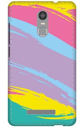 Customized 3D-Redmi Note 3 Multiple Colors Mobile Covers