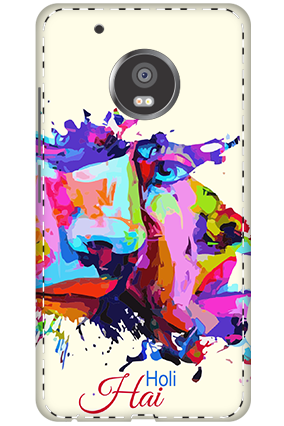 Customize 3D-Moto G5 Plus Painted Couples Mobile Cover