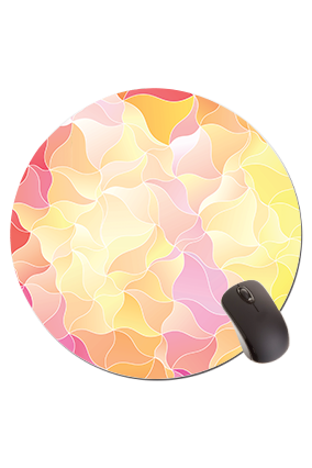 Attractive Round Mouse Pad