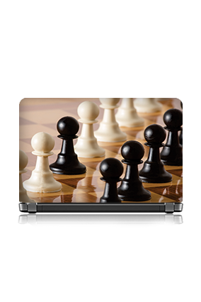 Chess Themed Laptop Skin